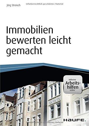 Haufe Fachbuch: Immobilien bewerten leicht gemacht – inkl. Arbeitshilfen online