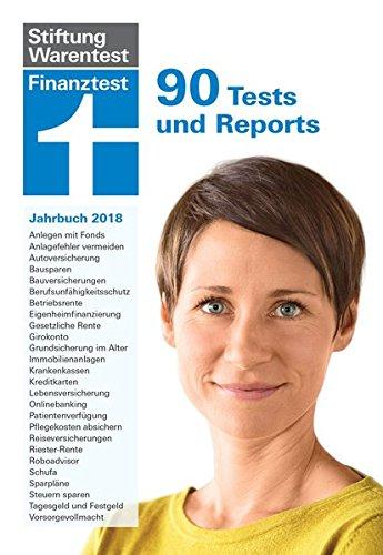 Finanztest Jahrbuch 2018: 90 Tests und Reports