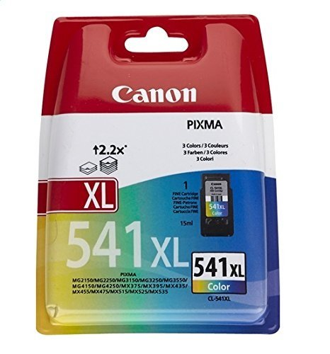 Canon CL-541XL Original Tinte für Pixma MG2150 HC mehrfarbig
