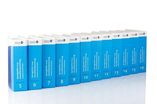 Immobilienbewertung - Lehrbuch und Kommentar: Inkl. 47. Ergänzungs- und Aktualisierungslieferung