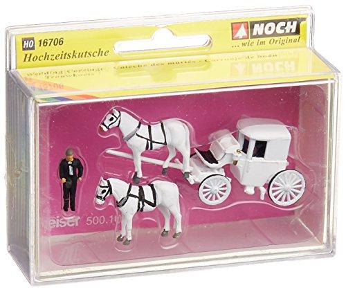 16706 - NOCH - HO - Hochzeitskutsche
