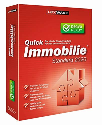 Lexware QuickImmobilie 2020
