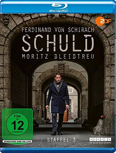 Schuld nach Ferdinand von Schirach - Staffel 3 [Blu-ray]